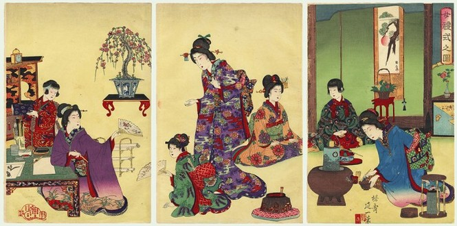 an introduction to the history of tea ceremonies Celebration, ceremonies and festivals, the japanese legacy, medieval and early modern societies - japan, history, year 8, nsw introduction festivals and celebrations.